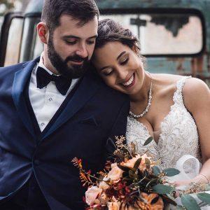 Todd and Ruth Wedding Photo